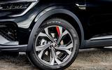 5 Renault Arkana 2021 UK FD alloy wheels