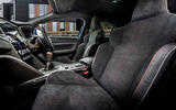 Renault Megane Sport 2020 UK first drive review - cabin