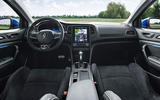 Renault Megane Sport Tourer E-Tech PHEV 2020 first drive review - cabin