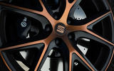 Seat Leon Cupra R ST 2019 first drive review - alloy wheels