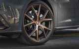 Seat Leon Cupra R ST Abt 2019 UK first drive review - alloy wheels