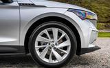 5 Skoda Enyaq 2021 UK FD alloy wheels