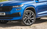 5 Skoda Kodiaq Sportline 2021 UK alloy wheels