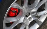 Skoda Octavia vRS diesel longterm review brake calipers