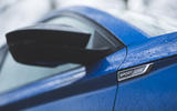Skoda Superb Estate Sportline 2020 UK first drive review - wing mirror