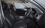 5 Ssangyong Rexton 2021 UK FD cabin