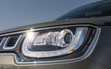 Suzuki Ignis hybrid 2020 UK first drive review - headlights