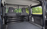 5 Suzuki Jimny Commercial 2021 FD load bay