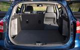 Suzuki SX4 S-Cross Hybrid 2020 UK first drive review - boot