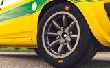 5 Tolman Talbot Sunbeam Lotus 2021 first drive review alloy wheels