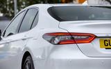 5 Toyota Camry 2021 FD RearLight