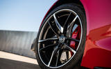 Toyota GR Supra 2019 first drive review - alloy wheels