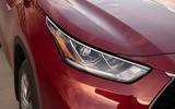 Toyota Highlander Hybrid 2020 first drive review - headlights