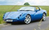 TVR Tuscan - front