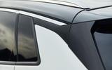 Vauxhall Grandland X Hybrid4 2020 UK first drive review - rear three quarters