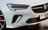 5 Vauxhall Insignia GSI 2021 UK first drive review headlights