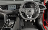 Vauxhall Insignia Sports Tourer 2018 UK first drive review - dashboard