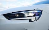 5 Vauxhall Insignia SRI VX line 2021 UK FD headlights