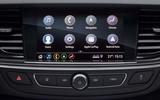 Vauxhall Insignia sports tourer 2019 first drive review - infotainment