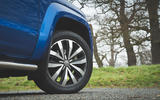 Volkswagen Amarok Aventura 2019 first drive review - alloy wheels