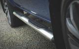 Volkswagen Amarok Aventura 2019 first drive review - running boards