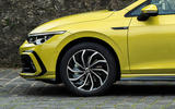 Volkswagen Golf Estate 2020 first drive review - alloy wheels