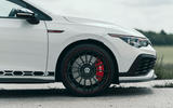 5 Volkswagen Golf GTI Clubsport 45 2021 UK FD alloy wheels