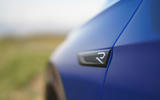 5 Volkswagen Golf R 2021 UK first drive review side badge