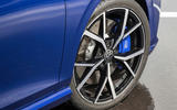 5 Volkswagen Golf R Estate 2021 first drive review alloy wheels
