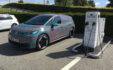 Volkswagen ID 3 2020 prototype review - charging