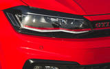 Volkswagen Polo GTI 2018 long-term review - headlights