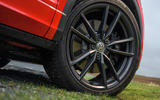 Volkswagen T-Roc R 2020 UK first drive review - alloy wheels