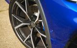 5 Volkswagen Tiguan R 2021 UK first drive review alloy wheels