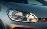 Volkswagen Up GTI 2020 UK first drive review - headlights