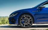 5 VW arteon R Shooting Brake 2021 UK FD alloy wheels