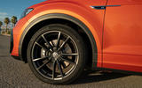 Volkswagen T-Roc R 2019 first drive review - alloy wheels