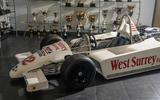 WSR F3 car