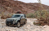 Land Rover Defender 110 S 2020 first drive review - static front
