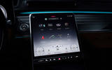 Mercedes-Benz User Experience infotainment system