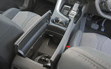Peugeot 5008 2018 long-term review centre console storage bin