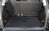Fiat 500L boot space