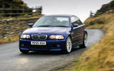 BMW M3 E46 - tracking front