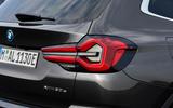 51 BMW X3 2021 LCI official rear lights