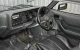 Ford Capri Mk3 - interior