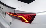 Skoda Octavia vRS 2020 - tail-light