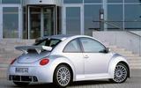 Volkswagen Beetle RSI - stationary side