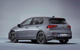 Volkswagen Golf GTD 2020 - stationary rear