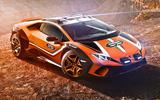 Lamborghini Sterrato concept