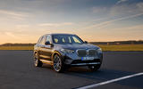 54 BMW X3 2021 LCI official static front