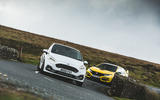 Britain's best affordable drivers car 2020 - group cornering